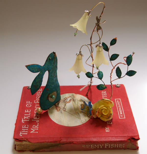 Hare Bells on Book