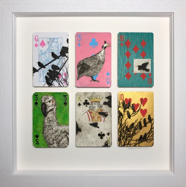 Bird Series Playing Cards