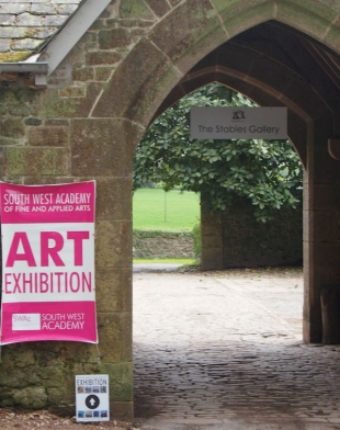SWAc Summer Exhibition in the Stables Gallery Delamore